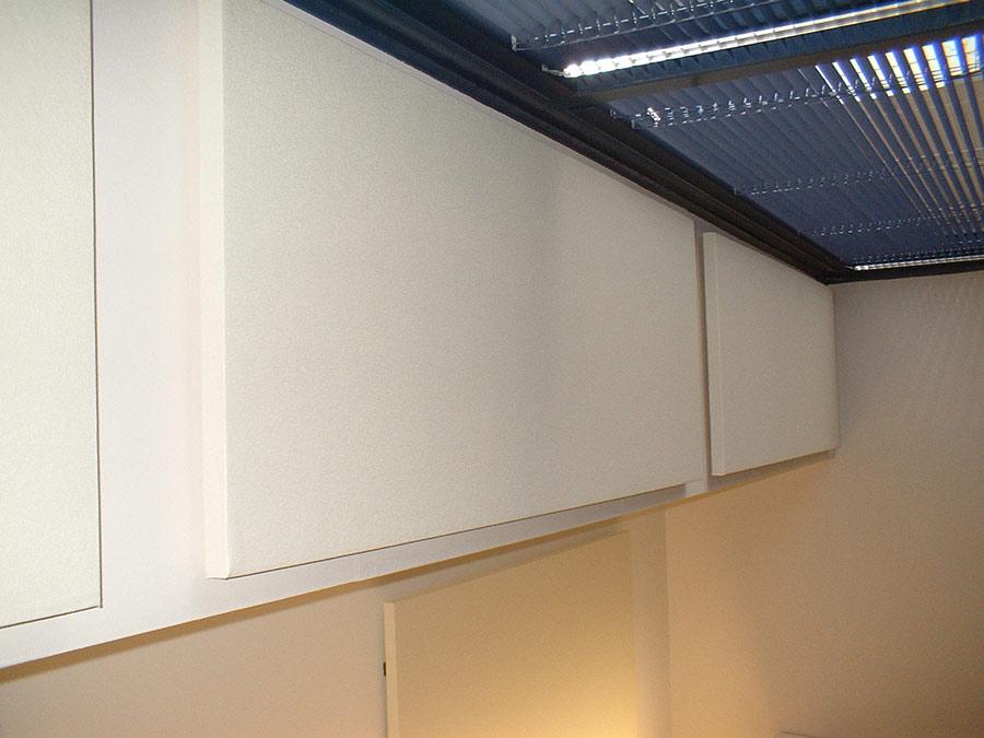 Wall Fabrics Product : Fabric wrapped wall panels